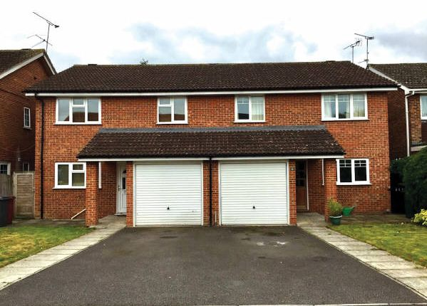 Thumbnail Semi-detached house for sale in 12 And 14 Tyle Road, Nr Reading, Berkshire