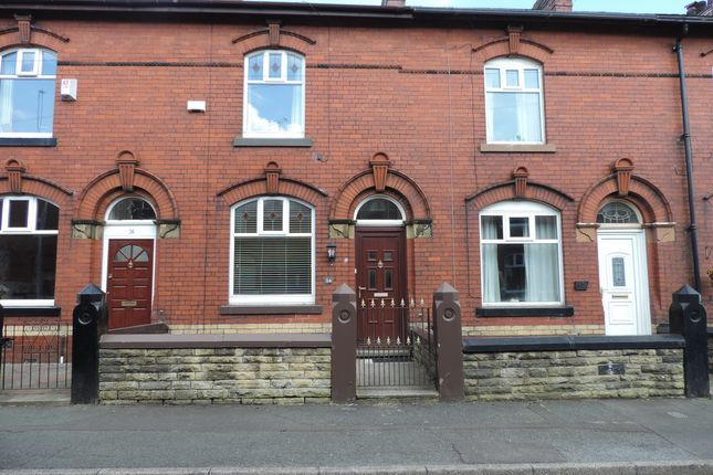 Thumbnail Terraced house for sale in Glen Grove, Royton, Oldham