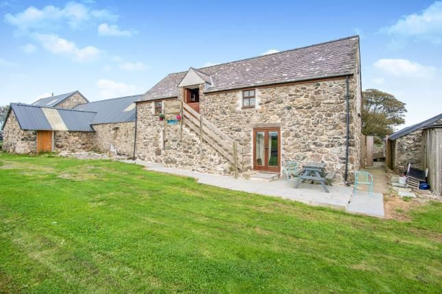 Thumbnail Barn conversion for sale in Coed Anna, Anglesey, North Wales, United Kingdom