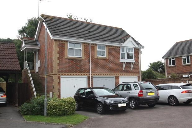 Thumbnail Flat to rent in Acacia Close, Chippenham