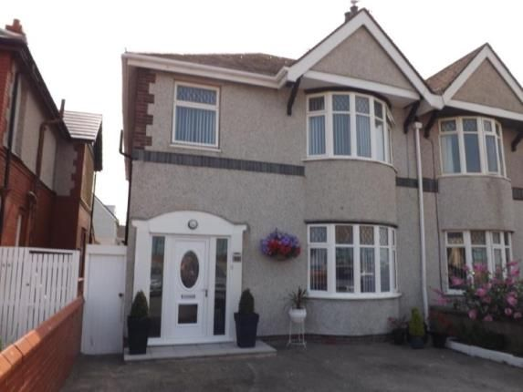 Thumbnail Semi-detached house for sale in East Parade, Rhyl, Denbighshire