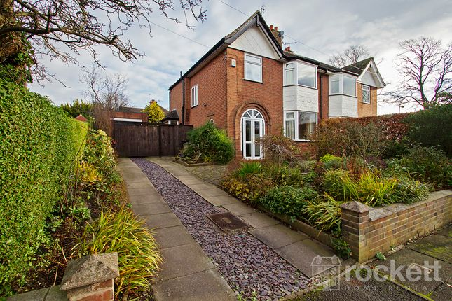 Thumbnail Detached house to rent in Lancaster Road, Newcastle-Under-Lyme