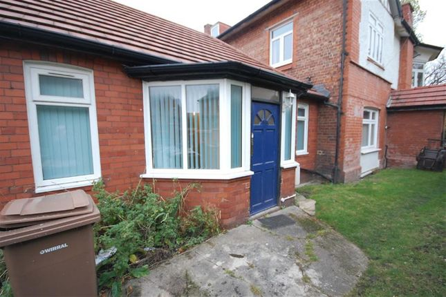 Thumbnail Semi-detached bungalow to rent in Penkett Road, Wallasey, Wirral