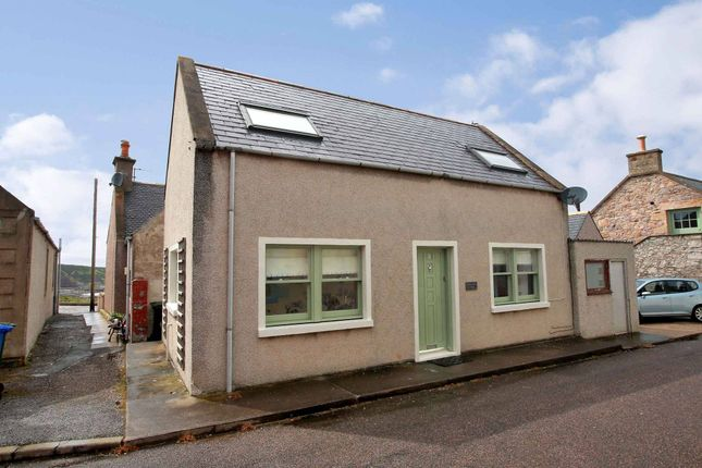 Thumbnail Cottage for sale in Patrol Place, Portknockie, Buckie, Moray