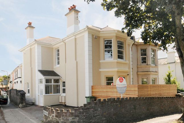 3 bed semi-detached house for sale in Priory Road, St. Marychurch, Torquay TQ1
