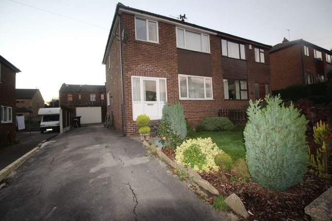 Thumbnail Semi-detached house for sale in Westcliffe Rise, Cleckheaton