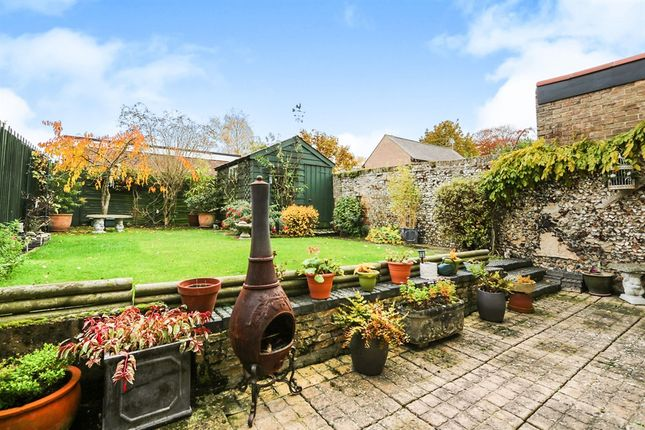 Thumbnail Terraced house for sale in Queensway, Mildenhall, Bury St. Edmunds