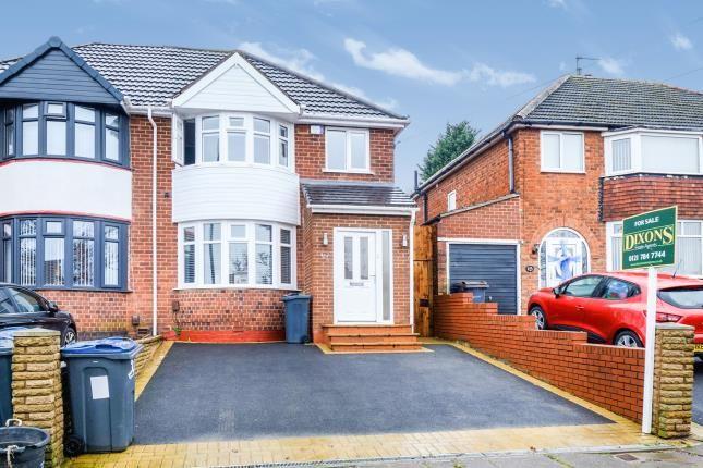 Thumbnail Semi-detached house for sale in Barrows Lane, Sheldon, Birmingham, West Midlands