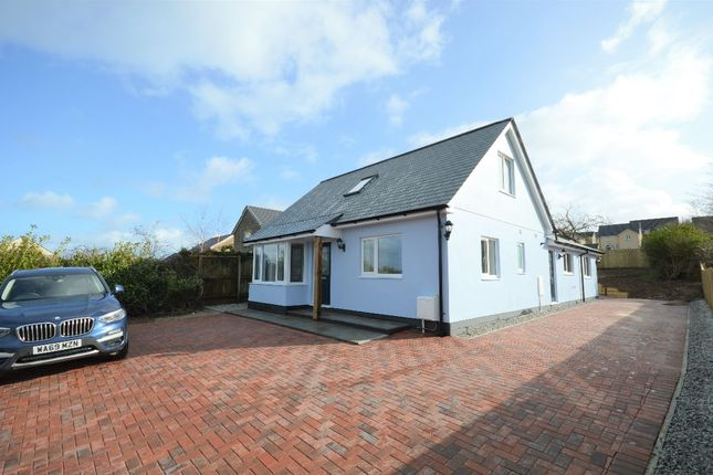 Thumbnail Detached house for sale in Crediton Road, Okehampton