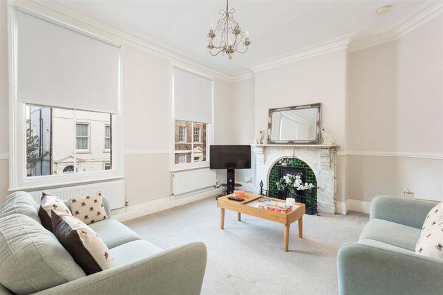 Living Room of Bootham, York YO30