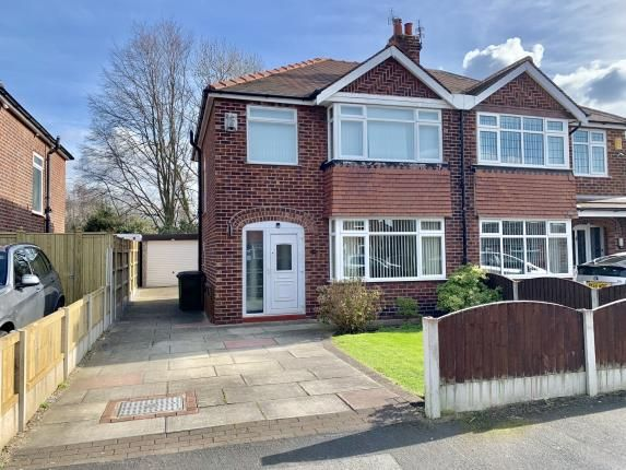 Front of Arnesby Avenue, Sale, Greater Manchester M33