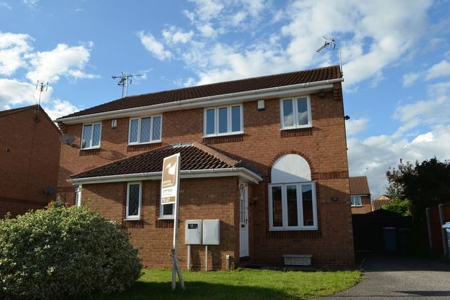 Semi-detached house to rent in Welham Grove, Retford