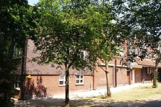 Thumbnail Flat for sale in Hoover Drive, Laindon, Basildon