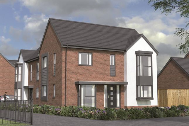Thumbnail Semi-detached house for sale in Gerard Avenue, Tudor Grange, Coventry