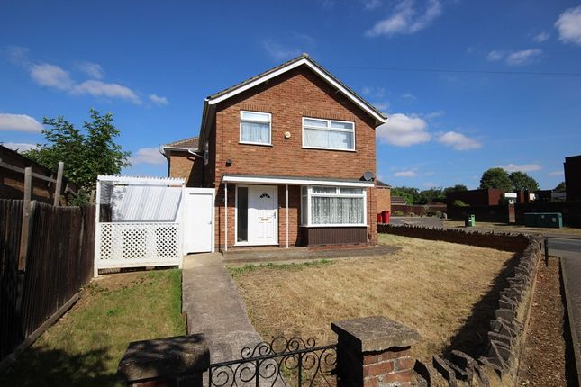 Thumbnail Semi-detached house for sale in Gold Street, Wellingborough, Northamptonshire.