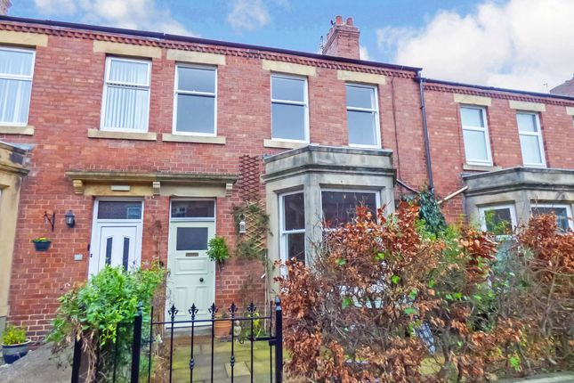 Thumbnail Terraced house for sale in Olympia Gardens, Morpeth