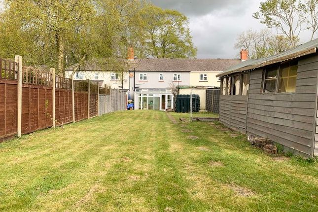 2 bed terraced house for sale in London Road, Shrewton, Salisbury SP3