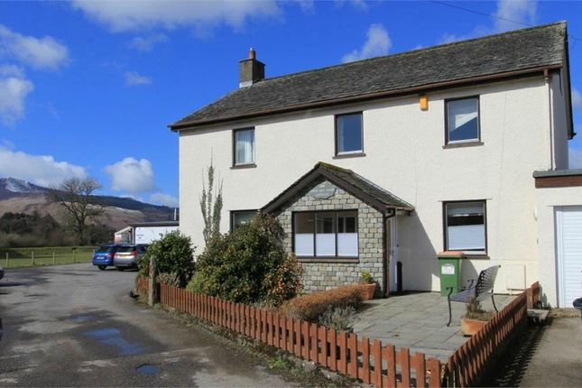 Thumbnail Detached house for sale in High Hill Farm Cottage, High Hill, Keswick, Cumbria