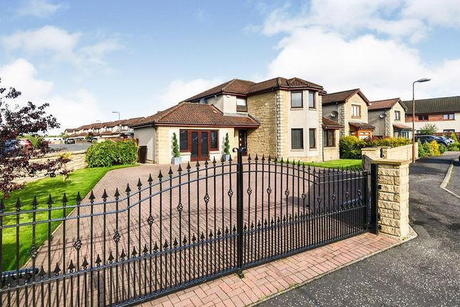 Thumbnail Detached house for sale in Pinewood Place, Blackburn, Bathgate, West Lothian