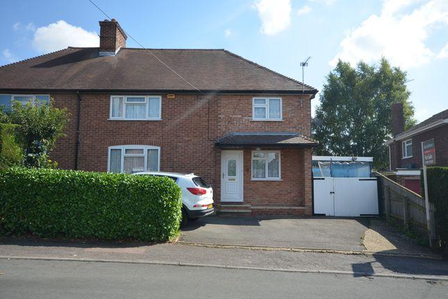 Thumbnail Semi-detached house for sale in Hillway, Linton, Cambridge