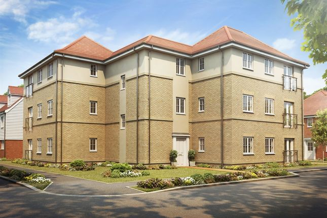 "2 bedroom flat for sale in ""The Apartments"" at Market View, Dorman Avenue South, Aylesham, Canterbury"