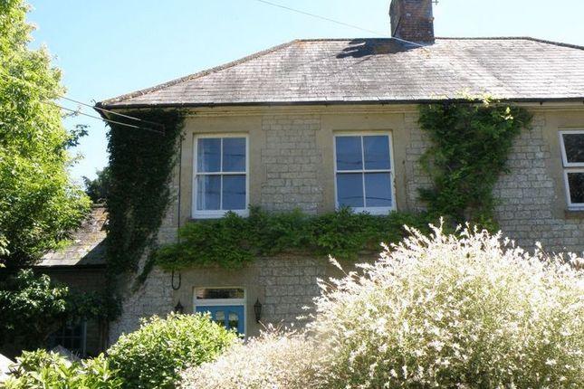 Thumbnail Semi-detached house to rent in Milton On Stour, Gillingham