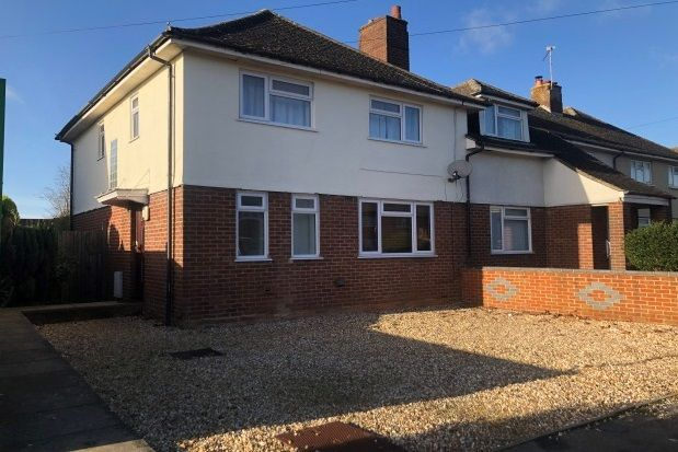Thumbnail Property to rent in Sandys Road, Basingstoke