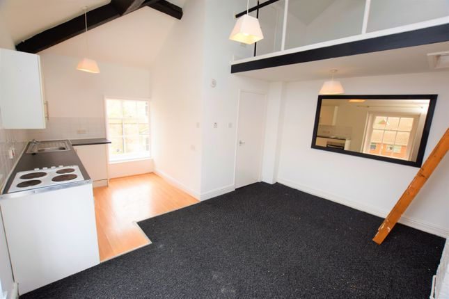 Thumbnail Flat for sale in 31 Devonshire Road, Prenton