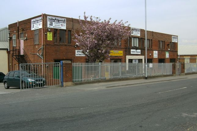 Thumbnail Business park for sale in Pepper Road, Leeds