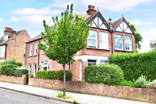 Thumbnail Semi-detached house for sale in Ridgeway Road, Osterley, Isleworth