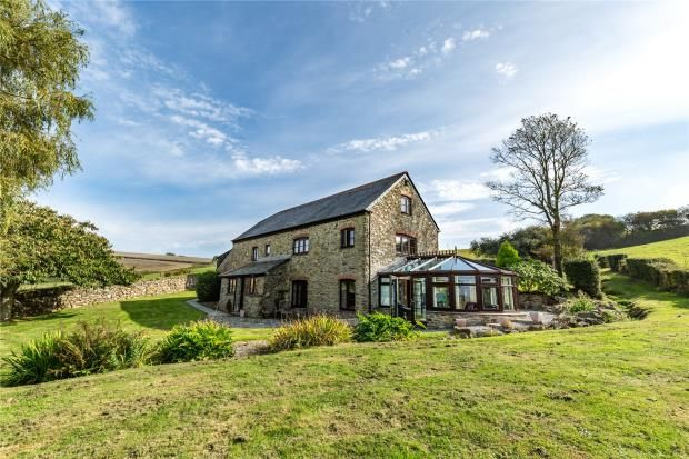 Thumbnail Detached house for sale in Lansallos, Looe, Cornwall