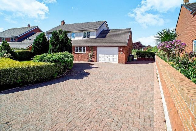 Thumbnail Detached house for sale in Highfield Park, Wigton