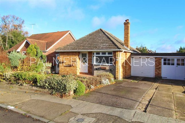 Thumbnail Bungalow for sale in Masefield Drive, Lexden, Colchester