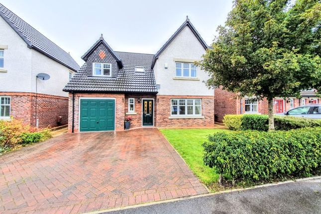 Thumbnail Detached house for sale in Kirkland Road, Wigton