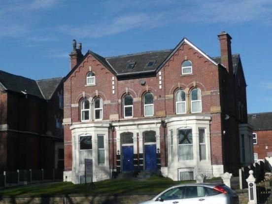 Thumbnail Flat to rent in Upper Floor Flat, Chorley New Road, Bolton