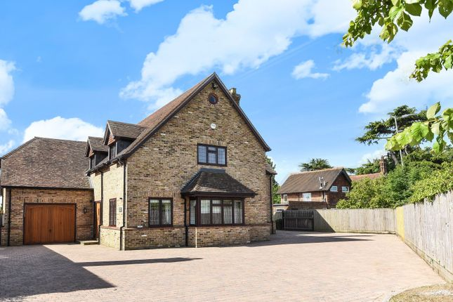 Thumbnail Detached house for sale in Burghfield Bridge, Burghfield, Reading
