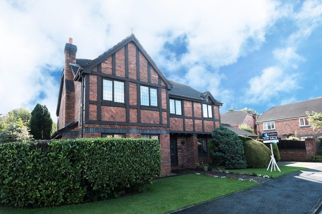Thumbnail Detached house for sale in Eton Park, Fulwood, Preston