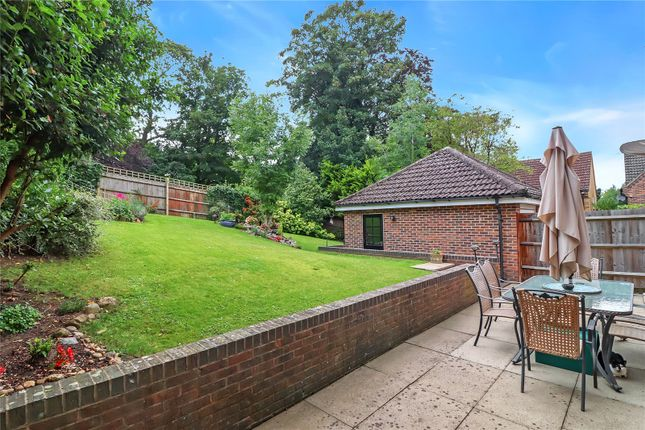 Rear Garden of Nightingale Close, Abbots Langley WD5