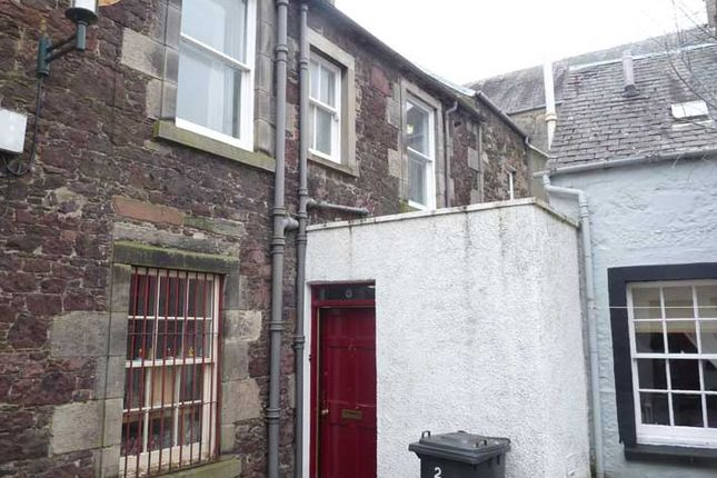 Thumbnail Terraced house to rent in James Square, Biggar