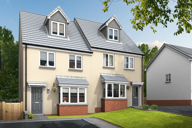 3 bed semi-detached house for sale in Maple Grove, Ivybridge PL21