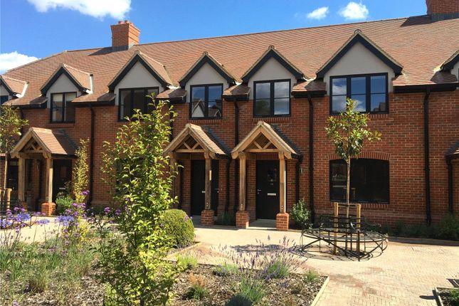2 bed terraced house for sale in The Walled Garden, Stanbridge Lane, Awbridge, Romsey SO51
