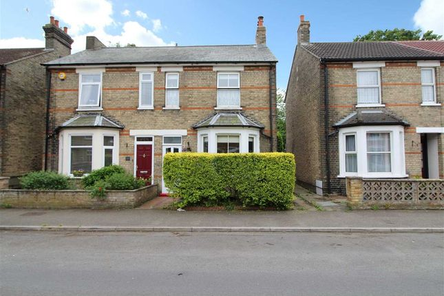 Thumbnail Property for sale in Harsnett Road, New Town, Colchester