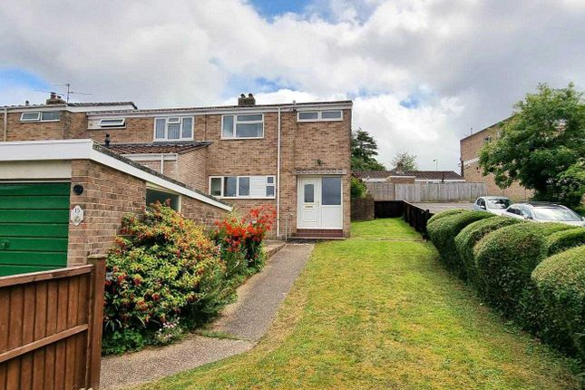 3 bed end terrace house for sale in Fairway Rise, Chard TA20