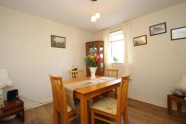 Dining Room of Broomage Crescent, Larbert, Stirlingshire FK5