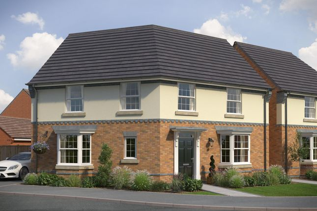 """Thumbnail Detached house for sale in """"Ashtree"""" at Birmingham Road, Bromsgrove"""