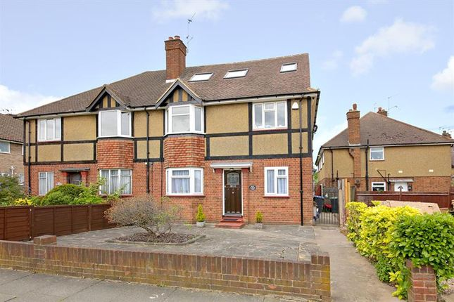 Thumbnail Maisonette for sale in West Close, Cockfosters, Barnet