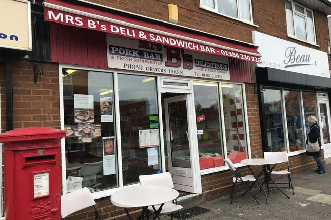 Thumbnail Retail premises for sale in Louise Street, Gornal Wood, Dudley