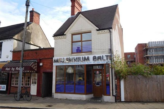 Thumbnail Commercial property for sale in 8C The Square, Attleborough, Nuneaton, Warwickshire