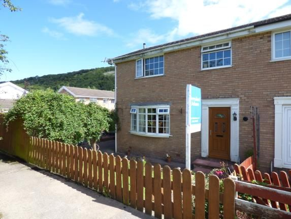 Thumbnail End terrace house for sale in Marl Drive, Llandudno Junction, Conwy