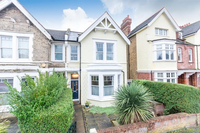 Thumbnail Semi-detached house for sale in Kingsmead Road, London
